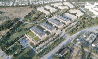 Кылварт: новая Таллиннская больница будет современным медицинским городком