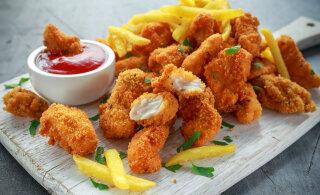 RETSEPTID | Laste lemmikud kananagitsad kolmel erineval moel