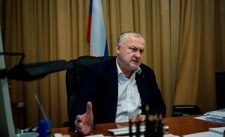 Venemaa antidopingu juht: me ei saa eeldada, et meid järgmisele kahele olümpiale lubatakse