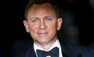 VIDEO | Napsine Daniel Craig tähistas Itaalias uue Bondi-filmi võtteperioodi edukat lõppu
