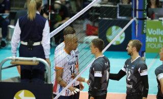 ФОТО И ВИДЕО: Финал Золотой лиги сложился для сборной Эстонии не лучшим образом