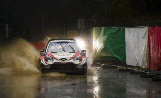 OTSEBLOGI | Monza ralli laupäevane esimene katse keeras esikolmikus seisud pea peale, Tänak jätkab viiendal kohal