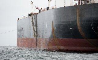 Naftaajastu lõpp tabas Tallinna Sadamat ootamatult