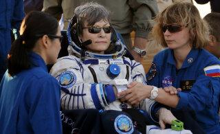 """""""Помните о высшей цели!"""" Женщина-астронавт рассказала, как пережить самоизоляцию"""