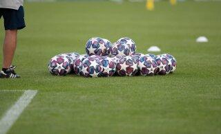 Eesti jalgpalliliiga üleminekumängud lükati edasi
