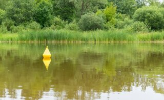 Водолазы нашли тело пропавшего в пятницу на реке Эмайыги мужчины