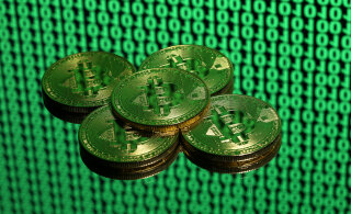 Bitcoini hind hüppas nädalaga 2000 dollarit