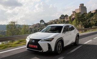 Proovisõit | Lexus UX - jaapanlaste salarelv Euroopas