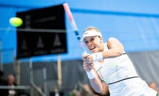 ВИДЕО: Хорватская теннисистка остановила победное шествие Контавейт