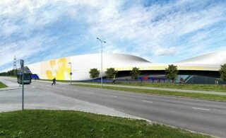 Keskuste üleküllus? Lasnamäele planeeritud Eesti suurima ostukeskuse projekt külmutati