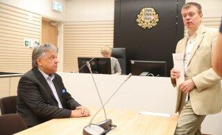 ФОТО и ВИДЕО | Приговор радиожурналисту Роозилехту за вождение в нетрезвом виде: 4 месяца условно, но прав не лишили
