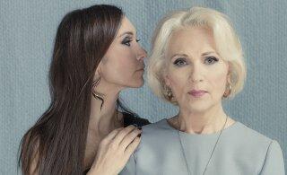 Els Himma meenutab tütar Nancy nimesaagat: vanem daam pidi püsti tõusma laua tagant, ta ei tahtnud seda panna!