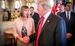 Дональд Трамп в следующем году посетит Эстонию?