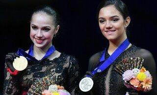 Российские фигуристы выиграли медальный зачет чемпионата мира