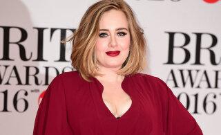 FOTO | Adele näitas just, millised ta juuksed loomulikuna välja näevad ja see võib sind üllatada