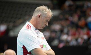 VIDEO | Kuidas reageeris Poola võrkpallikoondise peatreener, kui selgus, et kaks põhimängijat on koroonaviirusesse nakatunud?