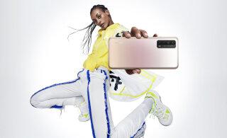 Смартфон Huawei P smart 2021: готов ко всем вызовам современности