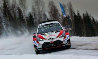 Rootsi ralli tulevik WRC-sarjas on ohus
