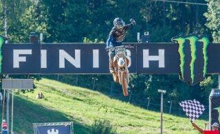 FOTOD JA VIDEO | Eesti noored motomehed särasid Kegumsis Euroopa meistrivõistluste etapi poodiumil