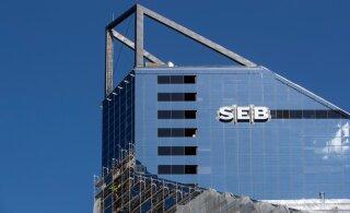 Finantsinspektsioon teeb SEB-s kohapealset kontrolli