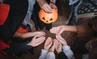 KAHE POOLE DEBATT | Halloween — saunaõhtut rikkuvad lapsed või võimalus sõpradega kostüümipidu pidada?