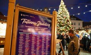 Таллинн ищет организатора рождественского рынка
