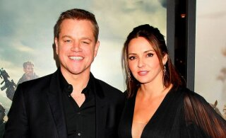 Matt Damon teab ideaalse suhte valemit: tuleb järgida kahe nädala reeglit