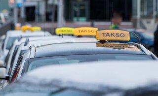 ТОП 10 | Куда и когда чаще всего ездят на такси в Таллинне?