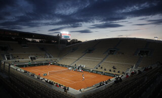 French Openi naismängija puutus kokku viirusekandjaga ja võeti paarismänguturniirilt maha