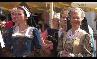 ВИДЕО: В Таллинне проходят Дни средневековья