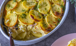 RETSEPT | Lihtne roog argiõhtuks: kartuli-hapukapsavorm peekoniga