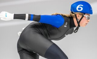 Saskia Alusalu uisutas MK-etapil välja 11. koha
