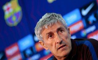 Barcelona peatreener kardab, et UEFA surub läbi ebaõiglase turniirisüsteemi