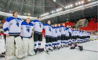 Jäähokiliit jätab ära Tallinnasse planeeritud Balti turniiri