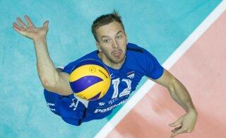 Eesti võrkpallikoondislane siirdus Rumeenia meisterklubisse