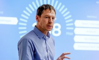 Jaan Pillesaar: targad töötajad Eestisse ei tule