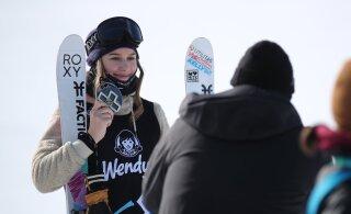 ГАЛЕРЕЯ | Эстонка Келли Сильдару завоевала золото в слоупстайле на X-Games