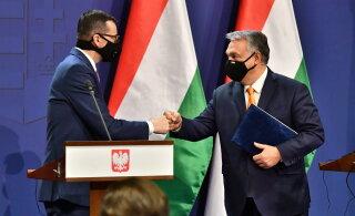 Польша и Венгрия призывают к пересмотру принципа верховенства права ЕС