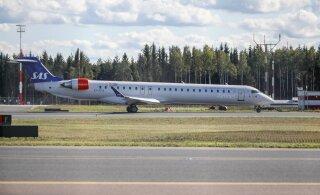 SAS lennufirma piloodid lubavad täna keskööst streiki, suur osa lende tühistatakse