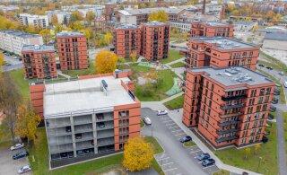 Parkimiskohtade rajamise nõue ajab arendajatel harja ja eelarve punaseks