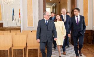 Комиссия по иностранным делам выразила поддержку евроатлантическому направлению политики Северной Македонии
