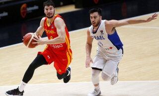 53-punktilise võidu võtnud Hispaania tagas EM-pääsme