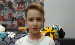 ВИДЕО: Криштиану, отзовись! Маленький Лука, страдающий от лейкемии, мечтает попасть на твой матч!