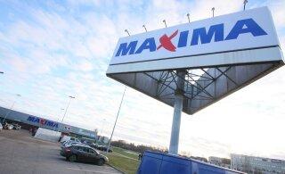 Maxima предлагает гарантию самой низкой цены на более чем 500 товаров в каждой основной категории