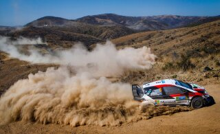 BLOGI | Draama Mehhiko rallil: avariid ja rikked niidavad autosid, päeva lõpetas vaid kuus WRC autot