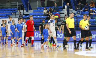 Oleg Kaljurand: meie treeninguid ei peata