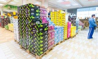 Kaupmehed alkoholile kiiret hinnalangust ei ennusta