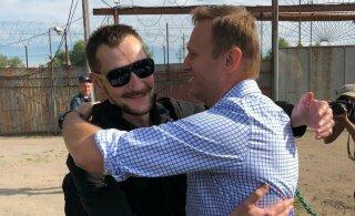 Олег Навальный, чтобы встретить брата, купил билет на самолет Москва — Уфа