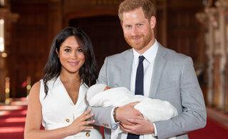 Meghan Markle ja prints Harry lendavad täna pisipojaga Aafrikasse: nende esimene ametlik külastus terve perega