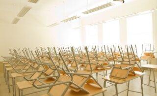 Новый очаг коронавируса в Кохтла-Ярве — Кесклиннаская основная школа